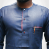 TDA kaftan series dark blue by TDA Couture