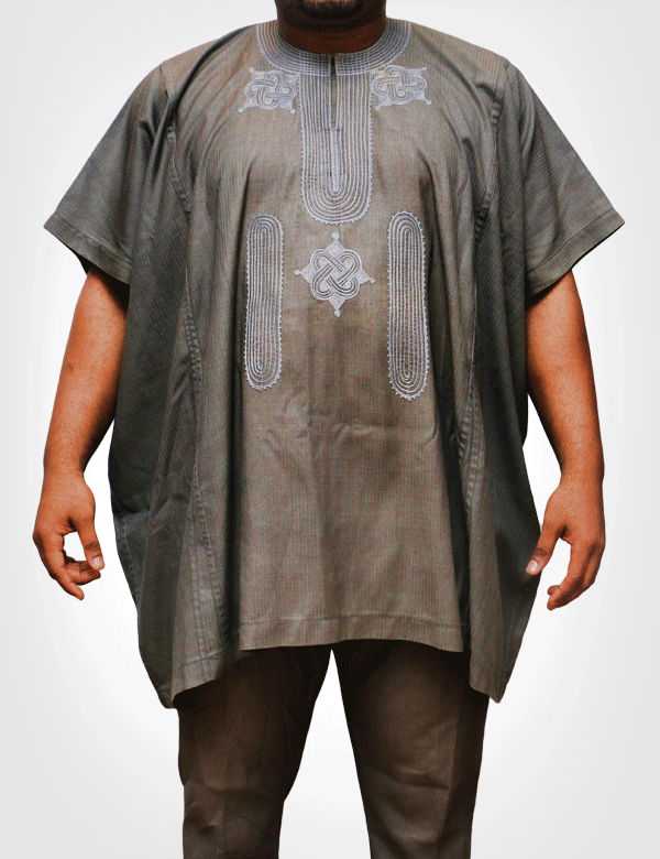 Casual Agbada Top and trouser