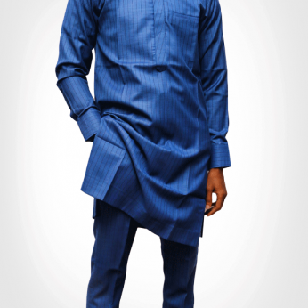 TDA Kaftan Series Royal blue