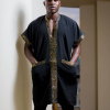 The Gold Flower Tunic by Taris Bespoke Designs